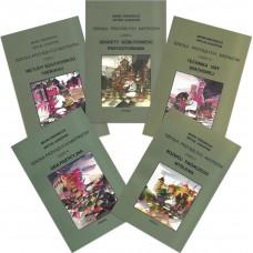 """Zestaw 5 książek """"Szkoła przyszłych mistrzów"""" (K-5601/kpl)"""