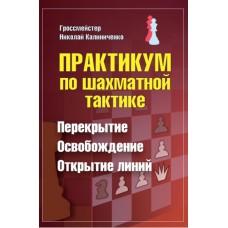 Warsztaty praktycznej gry w szachy: przesłona, oswobodzenie, odkrycie linii - Mikołaj Kaliniczenko (K-5781)