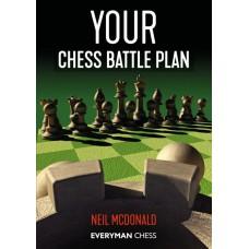 Your Chess Battle Plan - Neil McDonald (K-5805)