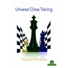 Universal Chess Training: A Complete Repertoire for Black - Wojciech Moranda (K-5907)
