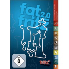 Fat Fritz 2.0: Includes Fritz 17 (P-0092)