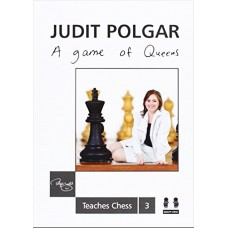 "J.Polgar "" A game of Queens"" (K-3540/3)"