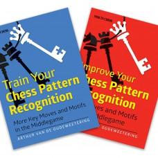 "A. Van De Oudeweetering - ""Chess Pattern Recognition - Zestaw"" (K-5133/set)"