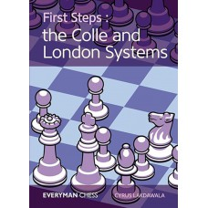 "Cyrus Lakdawala - ""First steps: the Colle and London Systems"" (K-5153)"