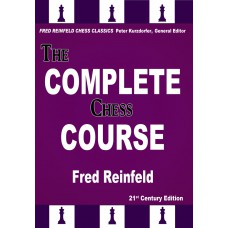 "Fred Reinfeld - ""The Complete Chess Course"" (K-5203)"