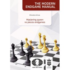 E. Grivas - The Modern Endgame Manual. Mastering queen vs pieces endgames (K-5243)