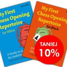 My First Chess Opening Repertoire dla białych i czarnych (K-5274/set)