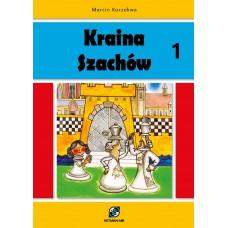 M. Korzekwa - Kraina Szachów cz. 1 - Kolorowy podręcznik (K-5291/1)