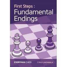 Cyrus Lakdawala - First Steps: Fundamental Endings (K-5297)