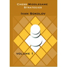Chess Middlegame Strategies, Volume 1 - Ivan Sokolov (K-5315)