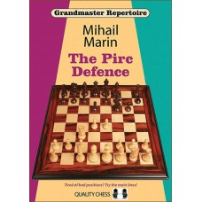 The Pirc Defence - Mihail Marin (K-5318)
