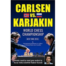 Carlsen vs. Karjakin: World Chess Championship New York, 2016 (K-5333)