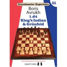 Grandmaster Repertoire 2A - King's Indian and Grunfeld - Boris Avrukh (K-5355)