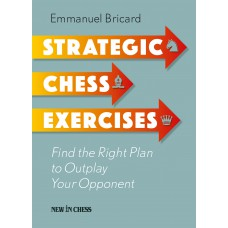 Strategic Chess Exercises. Find The Right Way To Outplay Your Opponent - Emmanuel Bricard (K-5388)