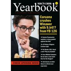 NEW IN CHESS - Yearbook nr 127 ( K-339/127 )