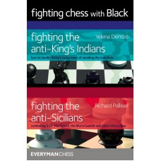 Fighting Chess with Black - Yelena Dembo, Richard Palliser (K-5413)