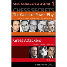 Great Games by Chess Legends, część 1 - Neil McDonald, Colin Crouch (K-5417)