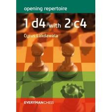 """Cyrus Lakdawala - """"Opening Repertoire: 1 d4 with 2 c4"""" (K-5668)"""