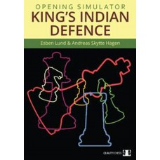 A. Hagen, E. Lund​ - KING'S INDIAN DEFENCE (K-5678)