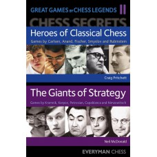 N. McDonald, C. Pritchett - Great Games by Chess Legends, Część 2 (K-5686)