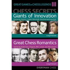 Craig Pritchett - Great Games by Chess Legends, Część 3 (K-5687)