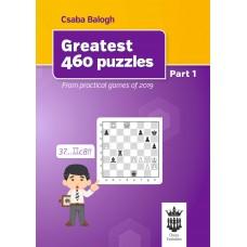 Csaba Balogh - Greatest 460 Puzzles (K-5695/1)