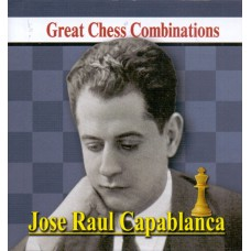 A. Kalinin - Jose Raul Capablanca - Great Chess Combinations - format kieszonkowy 8.5 x 9 cm (K-5729)