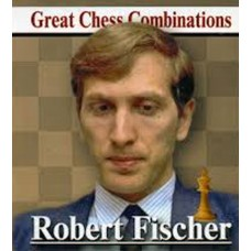 A. Kalinin - Robert Fischer - Great Chess Combinations - format kieszonkowy 9 x 8.7 cm (K-5743)