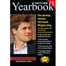 NEW IN CHESS - Yearbook nr 125 ( K-339/125 )