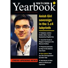 NEW IN CHESS - Yearbook nr 126 ( K-339/126 )
