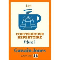 Coffeehouse Repertoire 1.e4. Część 1 - Gawain Jones (K-6021)