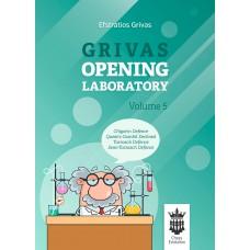 Grivas Opening Laboratory - Część 5 - Efstratios Grivas (K-5772/5)