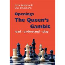 Openings - The Queen´s Gambit - Jerzy Konikowski, Uwe Bekemann (K-5910)