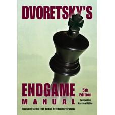 Dvoretsky's Endgame Manual - Mark Dvoretsky -  Wydanie 5 (K-5920)