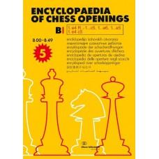 ENCYLOPAEDIA CHESS OPENINGS BI B 00-B 49 (5 wydanie 2020) (K-5941)