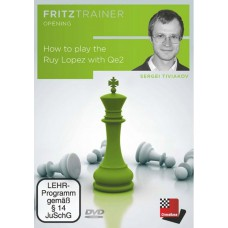 How to play the Ruy Lopez with Qe2 - Sergei Tiviakov (P-0087)