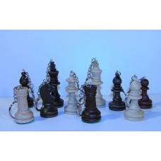 Breloki figury drewniane MIX (A-12/dr/fig)