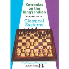 "V.Kotronias vol. 4 ""Kontronias on the King's Indian. Classical Systems "" ( K-3576/4)"