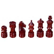Puchary drewniane - Komplet czarne figury (A-8/kplc)