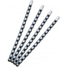 Ołówek z gumką - motyw szachowy (A-73)