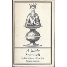 """A.Suetin """" Spanisch.Rubinstein bis Breyer System"""" (K-1301)"""