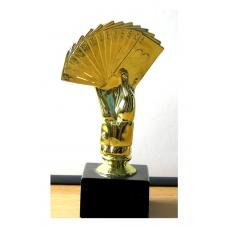 """Statuetka szachowa """"Brydż"""" (A-32)"""