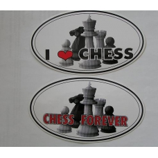 Naklejka szachowa ( A-37 )