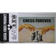 Obrazek szachowy - magnes, duży ( A-40 )