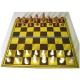 6 x Zestaw Klubowy III: Figury szachowe Staunton nr 5/III + szachownica tekturowa składana na pół (Z-23)