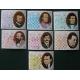 Laos 1988. Seria 7 znaczków ( ZN-10 )