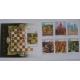 Republique Guinee 1997. Blok + 6 znaczków ( ZN-15 )
