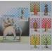 Afganistan 1999. Blok + 6 znaczków. ( ZN-1 )