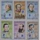 Gwinea Bissau 1988.  6 znaczków ( ZN-23/k )