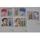 Wietnam, 1994. Seria 5 znaczków ( ZN-24/k )